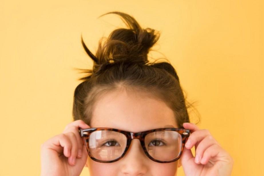 Alors que les enfants ont des problèmes de vision de plus... (PHOTO MASTERFILE)