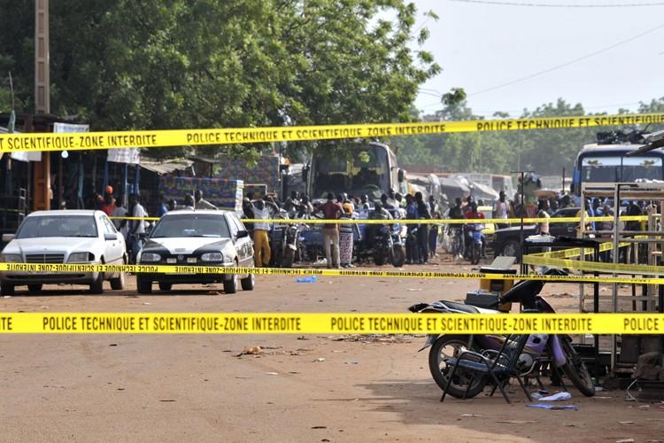 L'ONU a annoncé l'établissement à compter de mardi d'une «zone de... (PHOTO AFP)