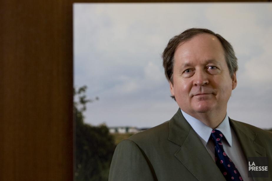 En 1992, l'avocat Simon Potter a reçu un... (PHOTO MARTIN TREMBLAY, ARCHIVES LA PRESSE)