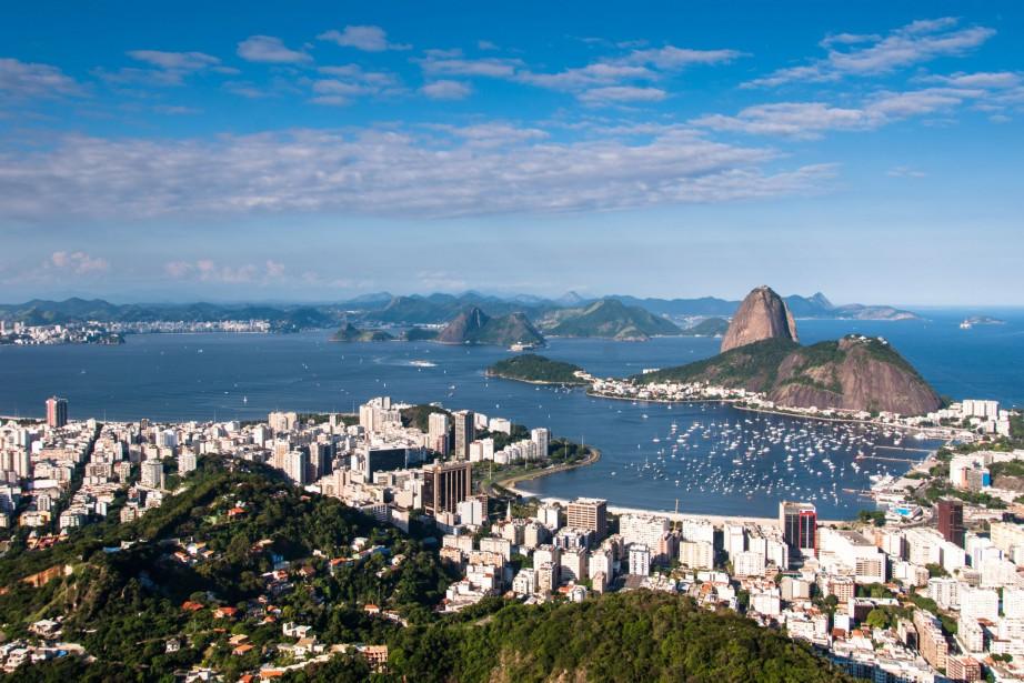 Rio de Janeiro, au Brésil.... (Photo Digital/Thinkstock)