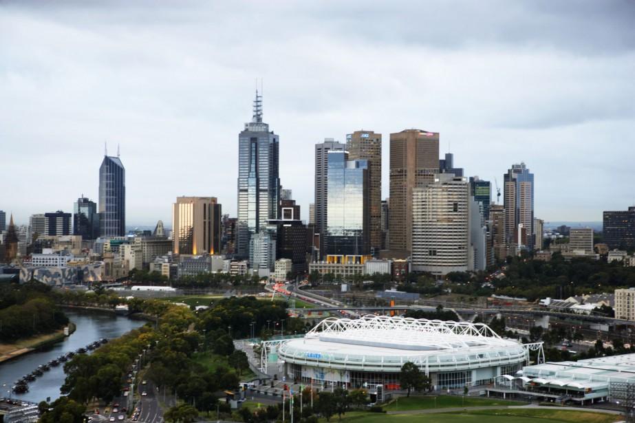 La ville de Melbourne en Australie occupe le... (Photo Digital/Thinkstock)