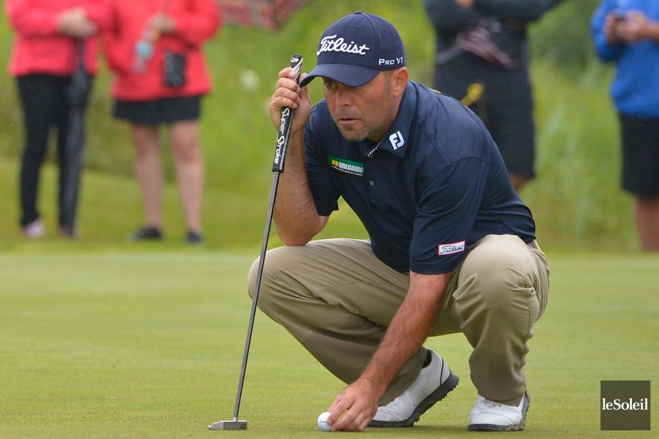 Dave Lévesquea remporté quatre victoires en cinq tournois... (Photothèque Le Soleil, Yan Doublet)