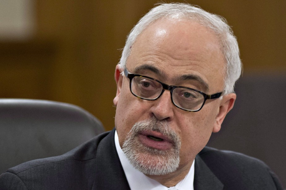 Le ministre québécois des Finances, Carlos Leitao, avait... (PHOTO ARCHIVES LA PRESSE CANADIENNE)
