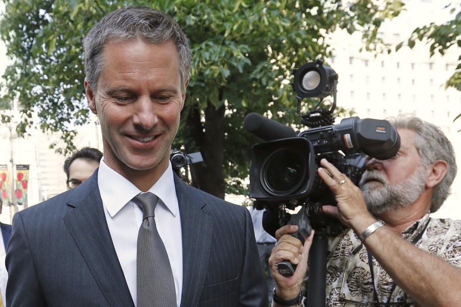 Nigel Wright est sur la sellette au procès de... (Photo Chris Wattie, Reuters)