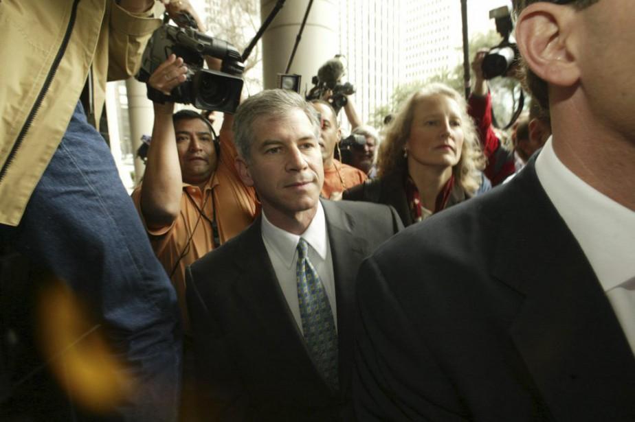 Andrew Fastow, le directeur financier d'Enron congédié peu... (Photo Bloomberg)