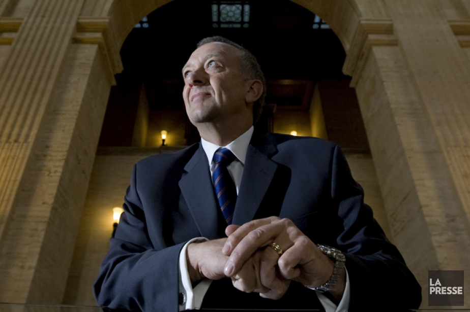 Le sénateur Paul Massicotte.... (PHOTO ALAIN ROBERGE, ARCHIVES LA PRESSE)