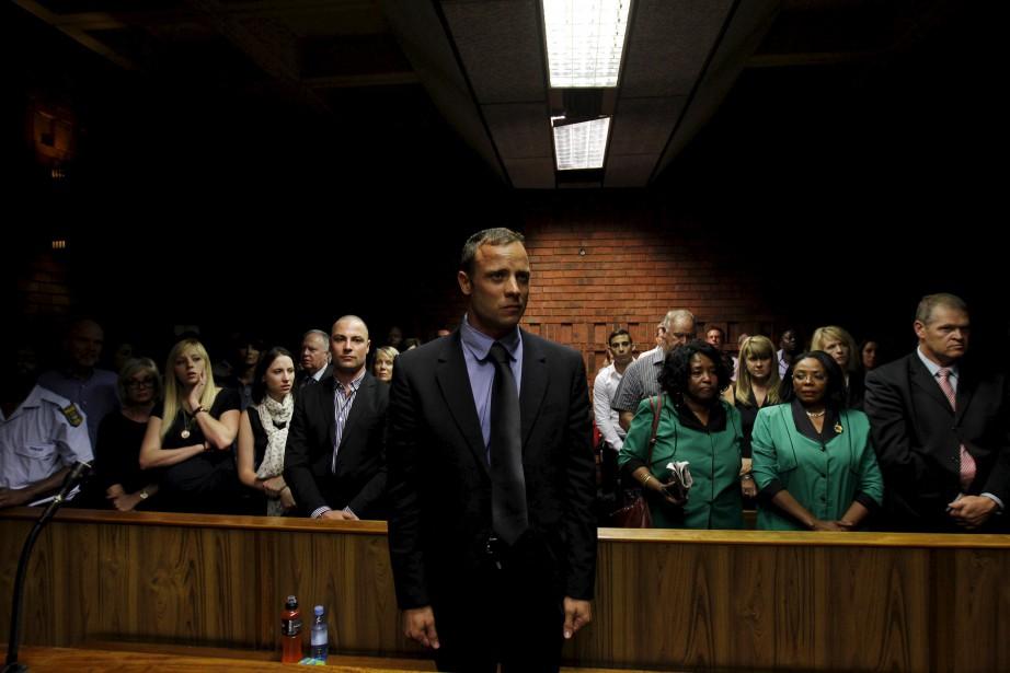 Oscar Pistorius... (PHOTO ARCHIVES REUTERS)