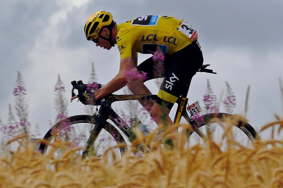Après avoir remporté le Tour de France en... (Photo Stefano Rellandini, archives Reuters)