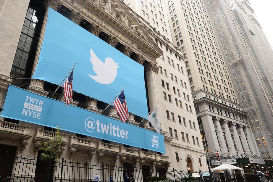 Twitter a fait son entrée en Bourse en... (Photo Emmanuel Dunand, archives AFP)