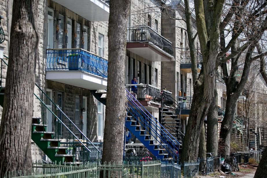 «Il en va de l'intérêt de notre quartier... (Photo David Boily, archives La Presse)