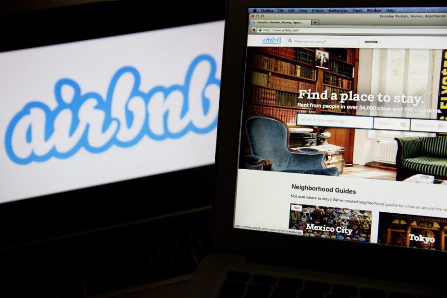 Airbnb est évalué à 25 milliards et opère... (PHOTO ANDREW HARRER, ARCHIVES BLOOMBERG)