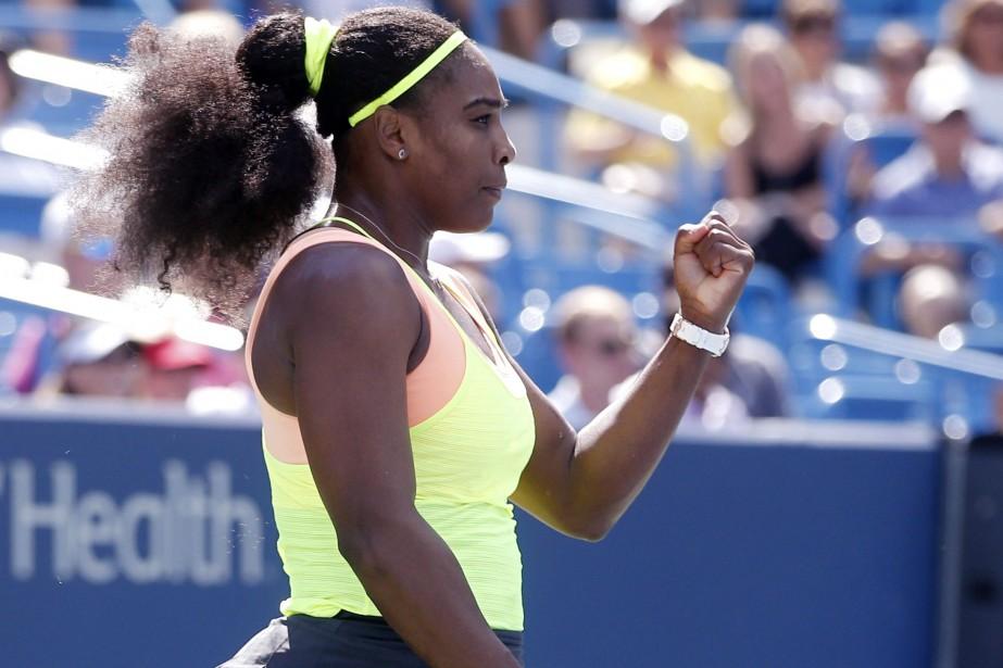 Serena Williams... (Photo John Minchillo, AP)