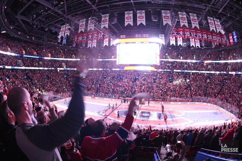 Le Canadien de Montréal lancera ses... (PHOTO BERNARD BRAULT, ARCHIVES LA PRESSE)