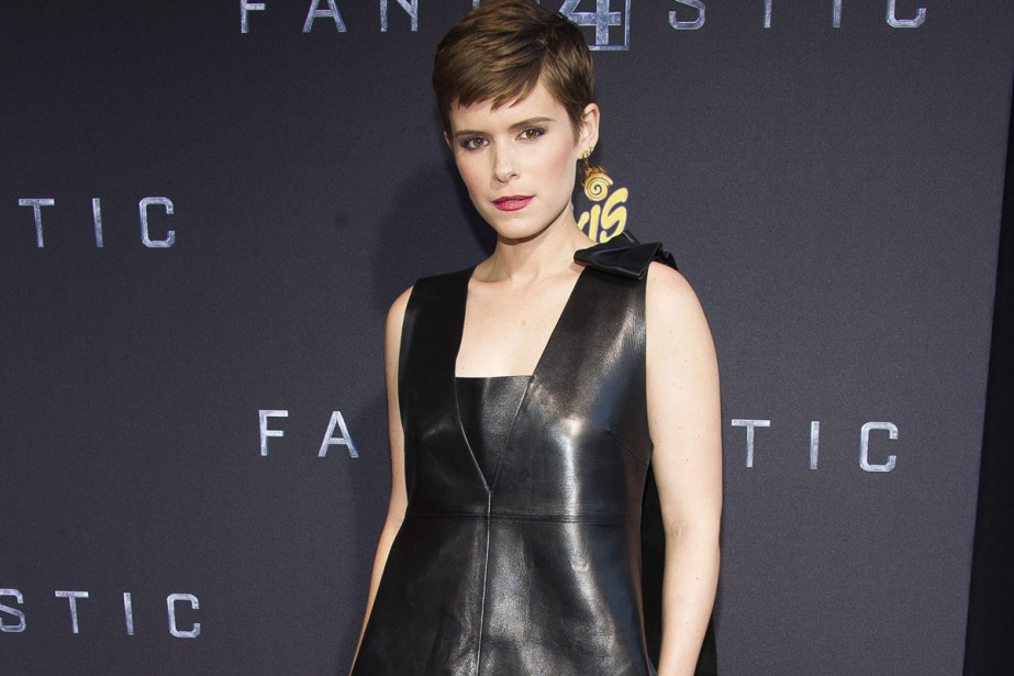 La vedette du nouveau Fantastic Four Kate Mara... (PHOTO ARCHIVES AP)
