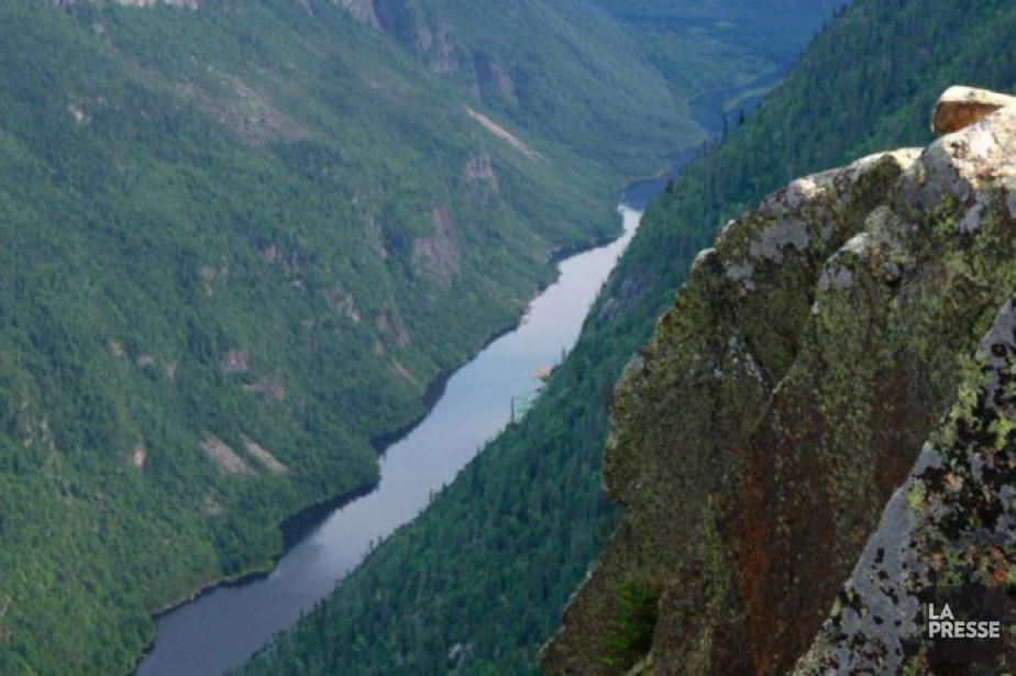La rivière Malbaie... (Photo fournie par Tourisme Charlevoix)