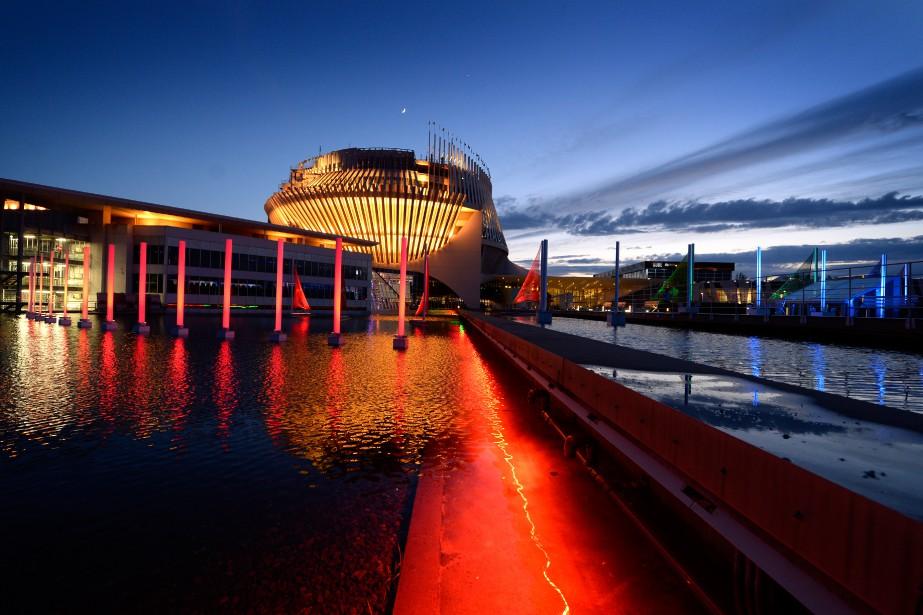 Les revenus du Casino de Montréal ont bondi... (PHOTO BERNARD BRAULT, LA PRESSE)