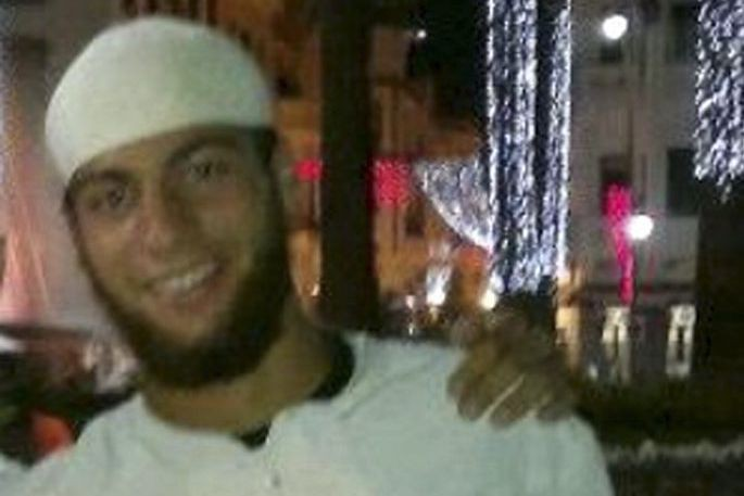 Le suspectAyoub El-Khazzani... (PHOTO AFP)