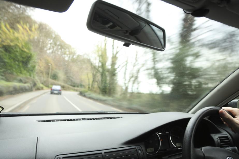 Aujourd'hui, on roule encore à gauche dans une... (PHOTO THINKSTOCK)
