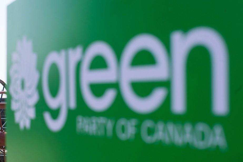 Une association de circonscription du Parti vert... (Photo La Presse Canadienne)