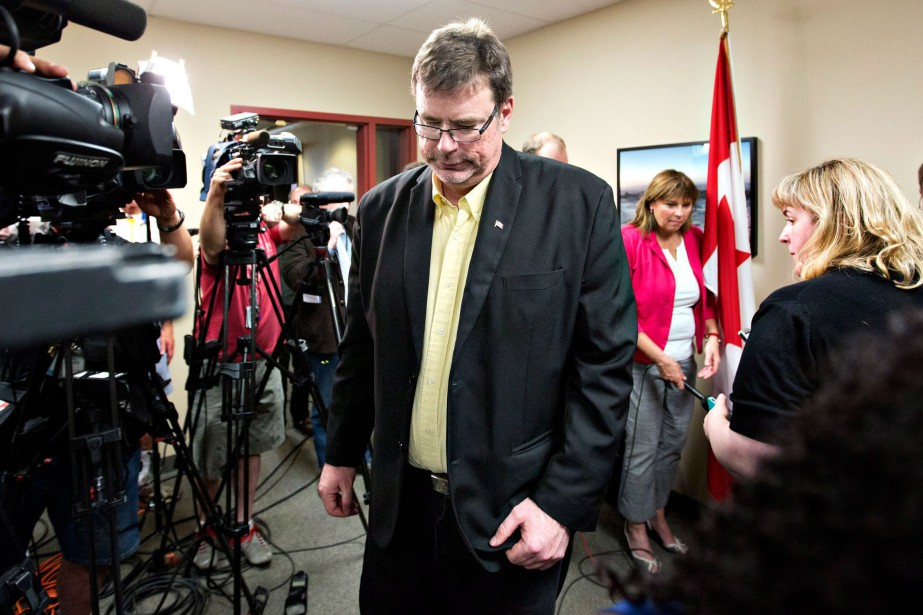 Brent Rathgeber a été élu sous la bannière... (PHOTOJASON FRANSON, LA PRESSE CANADIENNE)