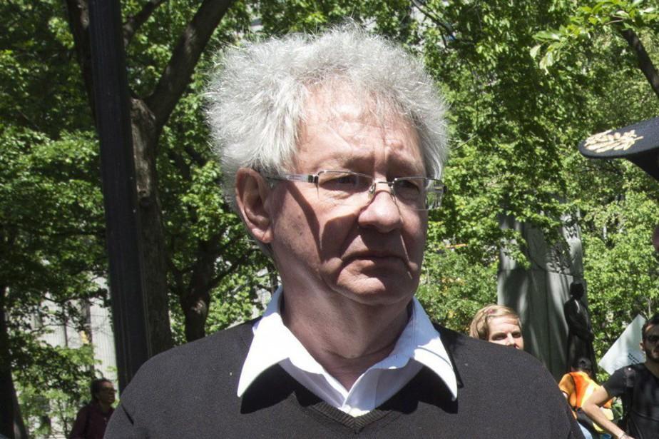 Le coordonnateur du FRAPRU, François Saillant.... (Photo d'archives)