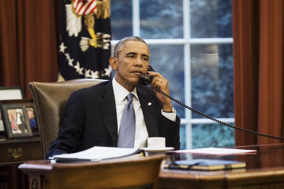Le président américain Barack Obama... (PHOTO ARCHIVES REUTERS)