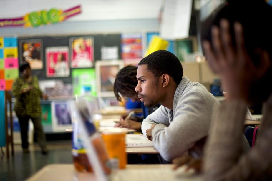 «D'un côté, un enseignant avec son expérience; de... (PHOTO MARK MAKELA, ARCHIVES THE NEW YORK TIMES)
