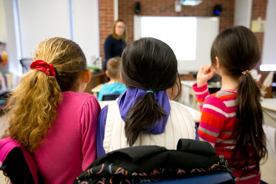 Un projet de loi du ministère de l'Éducation... (PHOTO FRANÇOIS ROY, ARCHIVES LA PRESSE)