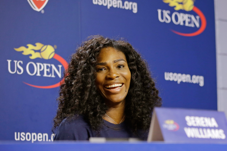 SerenaWilliams a remporté les trois dernières éditions des... (Photo Kathy Willens, AP)