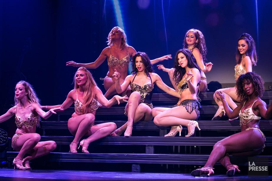 Un spectacle «néo-burlesque», combinant plusieurs genres musicaux, sera... (PHOTO HUGO-SéBASTIEN AUBERT, LA PRESSE)