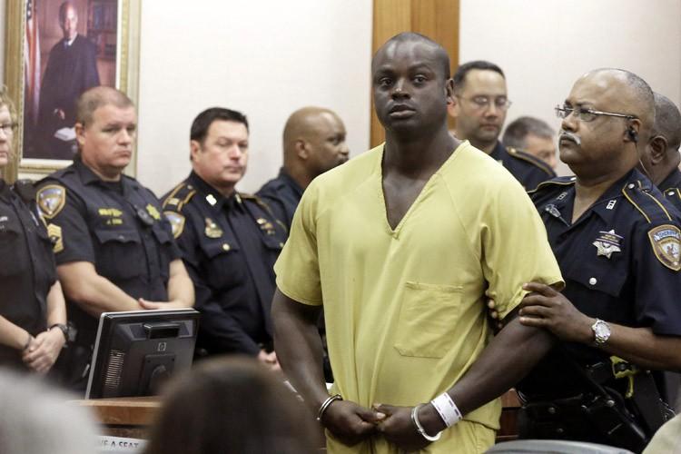 Shannon Miles, un homme noir de 30 ans... (PHOTO AP)