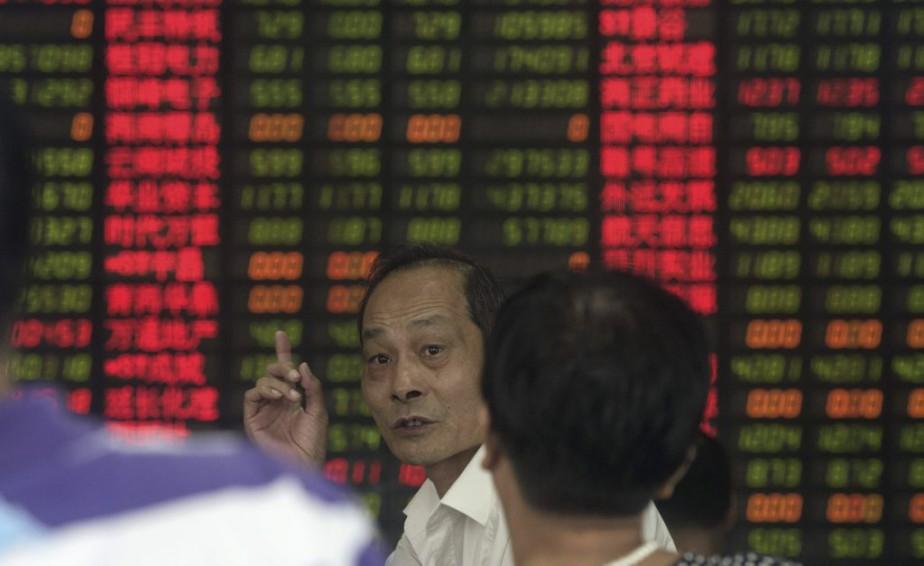 L'activité manufacturière en Chine - pilier traditionnel de... (PHOTO JOHANNES EISELE, AFP)