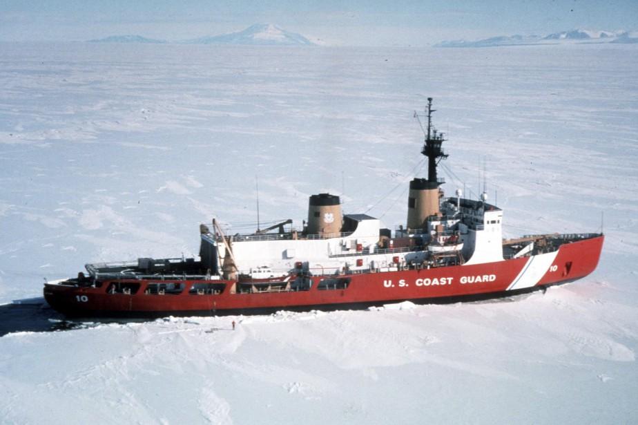 «Ces gros brise-glaces vont nous permettre de protéger... (PHOTO ARCHIVES REUTER/GARDE CÔTIÈRE AMÉRICAINE)