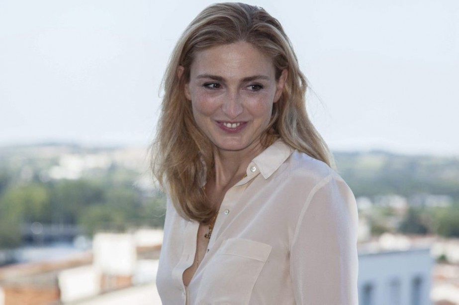 Julie Gayet... (PHOTO ARCHIVES AFP)