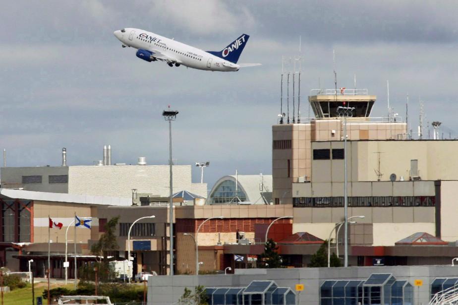 La ligne aérienne, une division de IMP Group,... (PHOTO ARCHIVES LA PRESSE CANADIENNE)