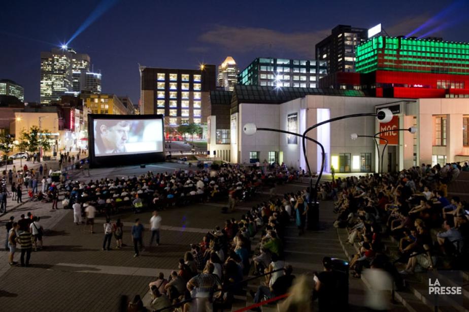 Le Festival des films du monde a radicalement... (PHOTO SARAH MONGEAU-BIRKETT, ARCHIVES LA PRESSE)