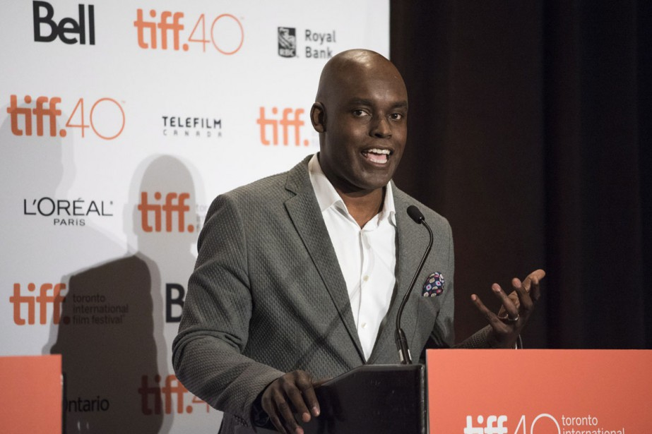 Cameron Bailey, directeur artistique du Festival du film... (PHOTO ARCHIVES LA PRESSE CANADIENNE)