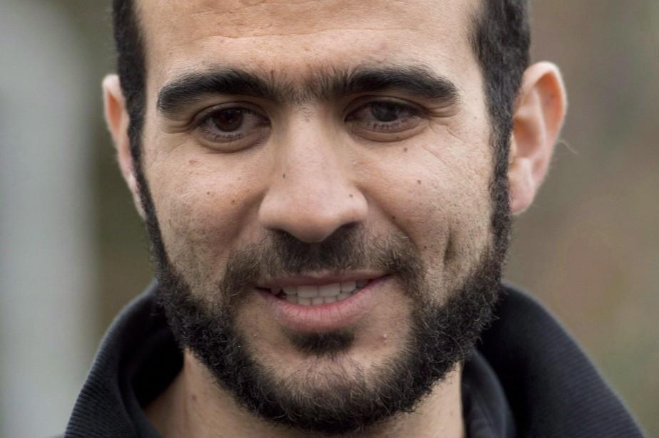 Omar Khadr... (Photo Nathan Denette, La Presse Canadienne)
