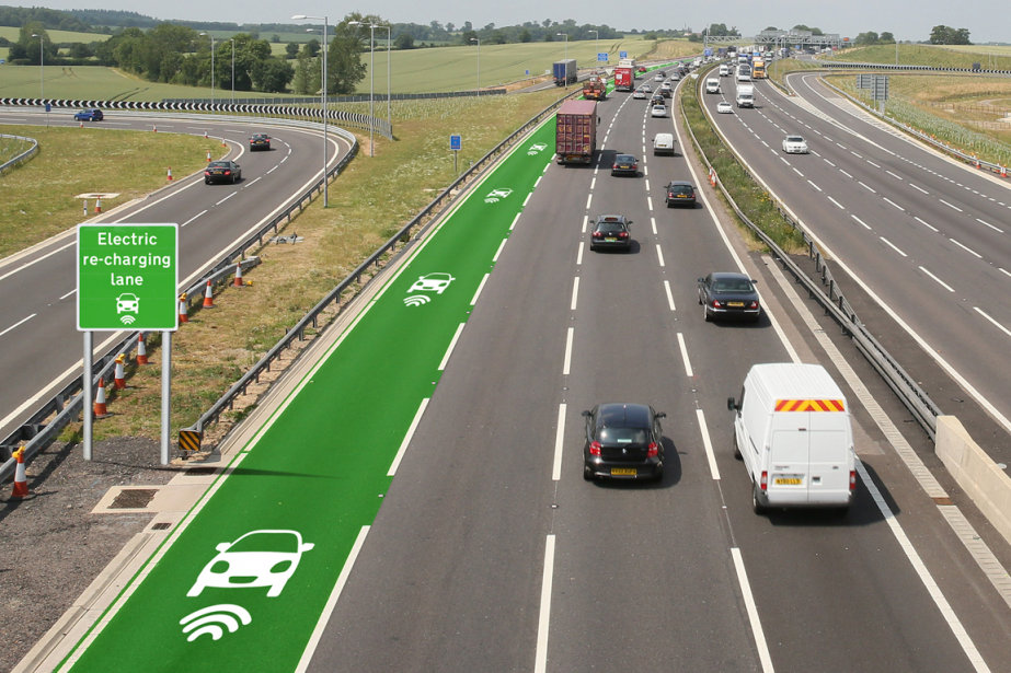 Une autoroute électrique pour rouler sans limite | La Presse