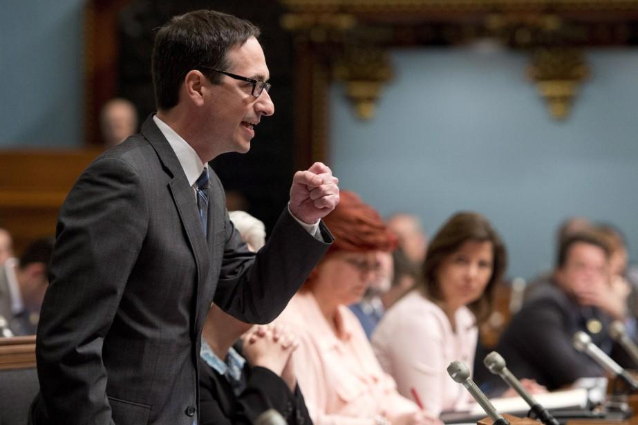 Stéphane Bédard... (PHOTO ARCHIVES LA PRESSE CANADIENNE)
