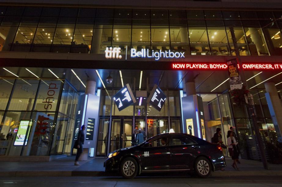 Le Bell Lightbox est inauguré en 2010 et... (Photo Galit Rodan, Bloomberg)
