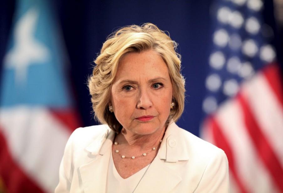 Hillary Clinton... (Photo Alvin Baez, Reuters)