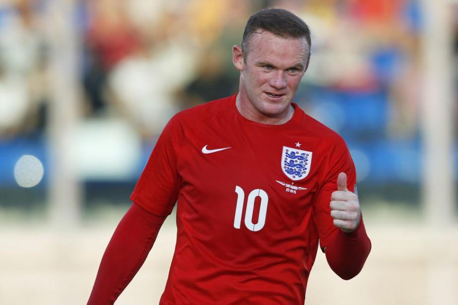 Wayne Rooney... (Photo Carl Recine, Reuters)