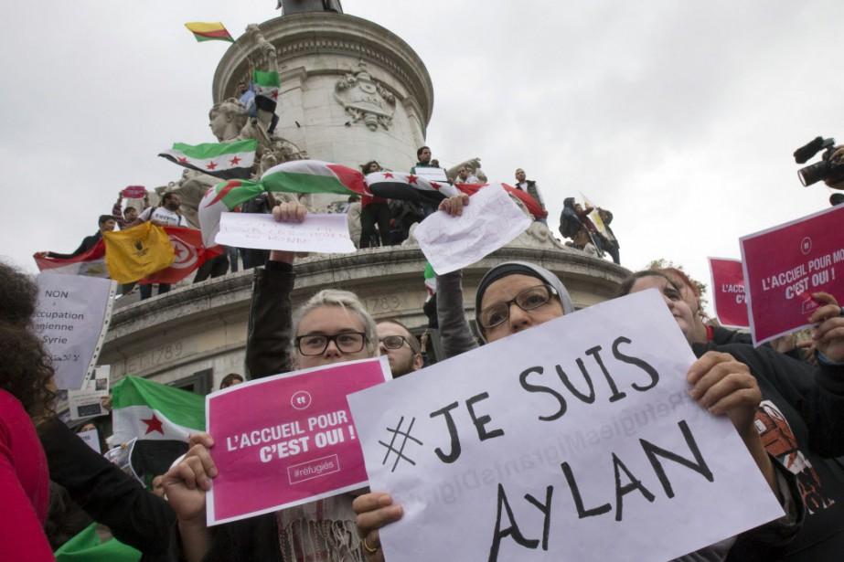 Des initiatives similaires sont annoncées ce week-end dans... (Photo Philippe Wojazer, Reuters)