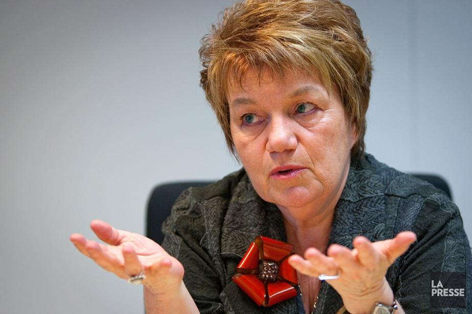 L'ex-présidente de la CSN,Claudette Carbonneau, soutient que le... (Photo Alain Roberge, archives La Presse)