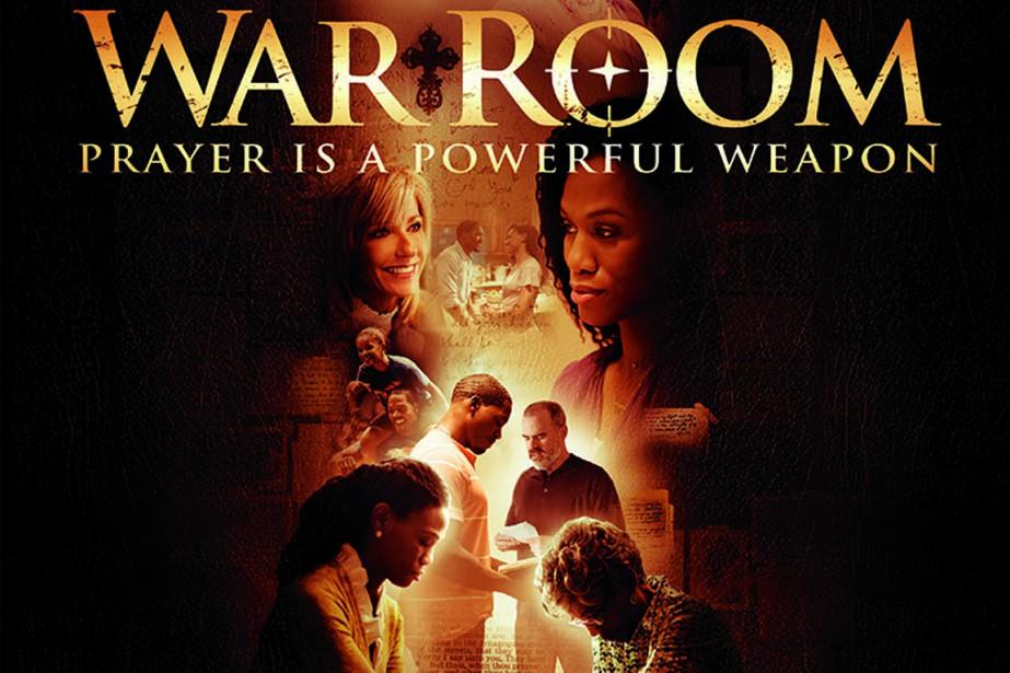 Les prières de War Room ont été... (PHOTO FOURNIE PAR MEDIA FILMS)