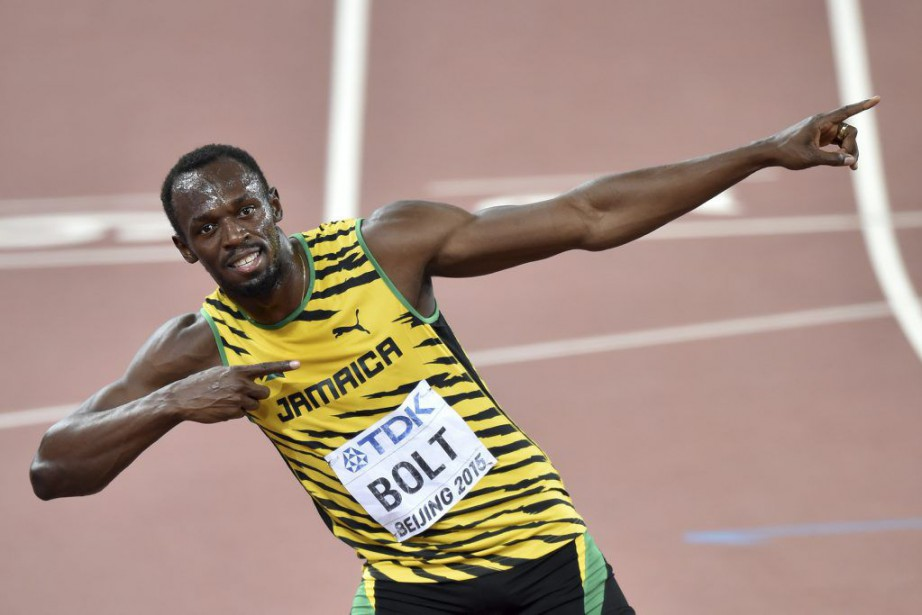 Usain Bolt... (Photo PEDRO UGARTE, archives AFP)