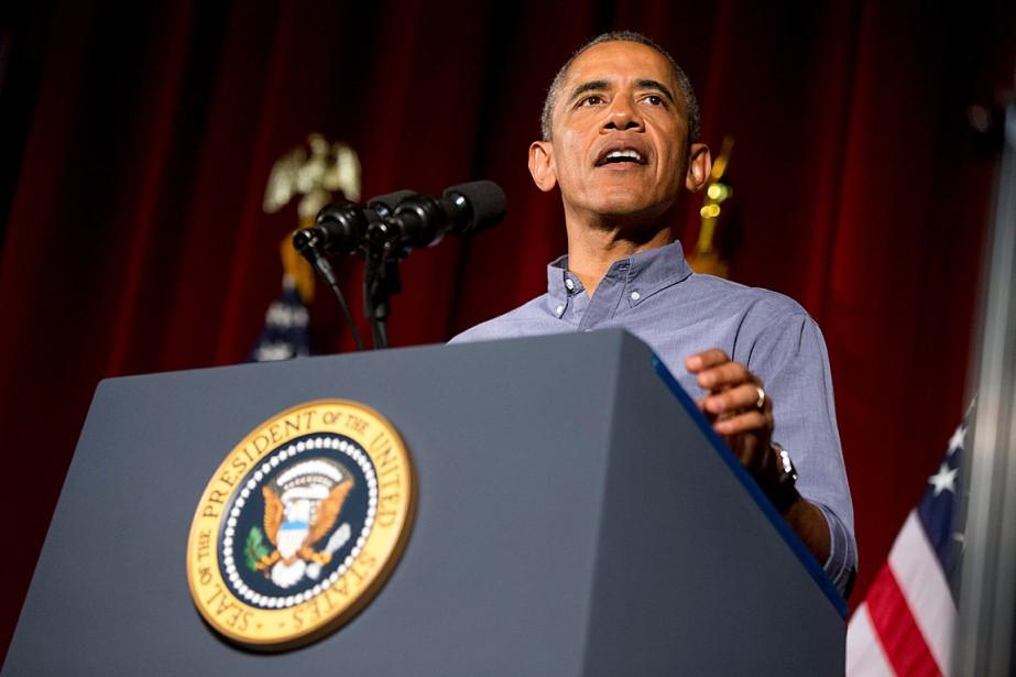 Le président américain, Barack Obama.... (Photo AFP)