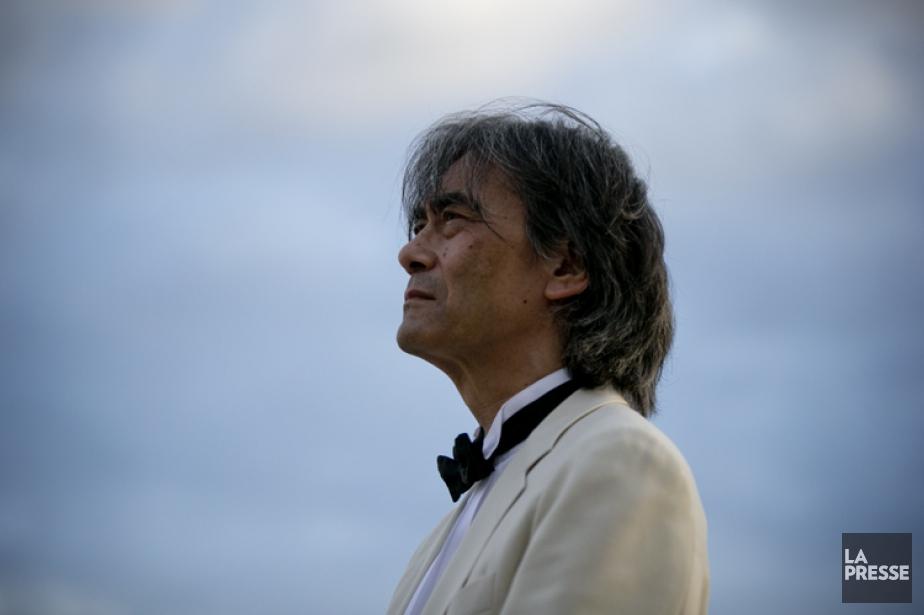 Le directeur musical de l'OSM, Kent Nagano.... (PHOTO DAVID BOILY, ARCHIVES LA PRESSE)