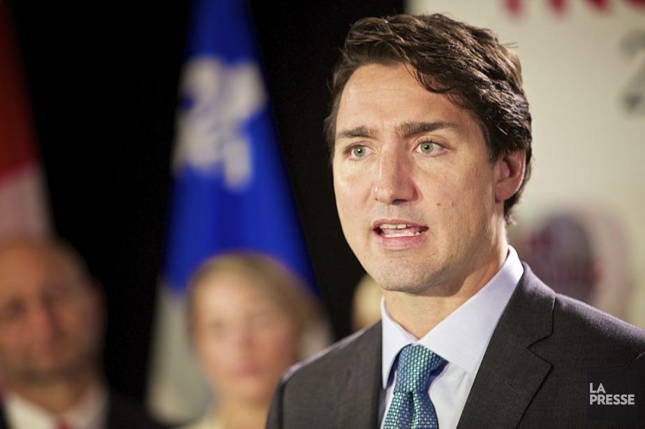Justin Trudeau... (PHOTO ANDRÉ PICHETTE, ARCHIVES LA PRESSE)